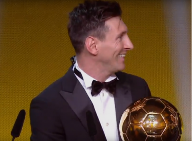 Lionel Messi deixa Neymar e Cristiano Ronaldo para trás e ganha a Bola de Ouro