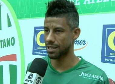 Léo Moura chega ao Metropolitano-SC e afirma: 'Novo desafio na carreira'