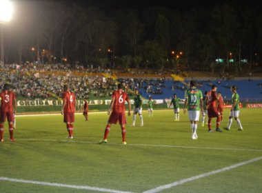 Mesmo pressionando no segundo tempo, Conquista empata sem gols com o Náutico