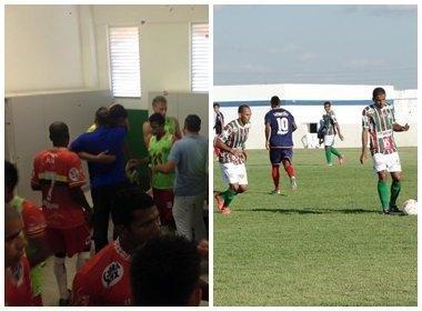 Fluminense de Feira anuncia alteração de partida contra a Juazeirense