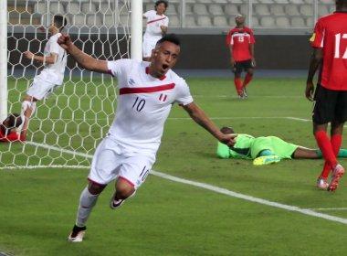 Adversário do Brasil na Copa América, Peru goleia Trinidad e Tobago em amistoso
