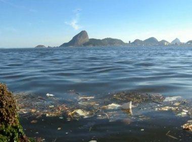 Especialistas afirmam que atletas vão 'nadar em meio a fezes' no mar do Rio de Janeiro