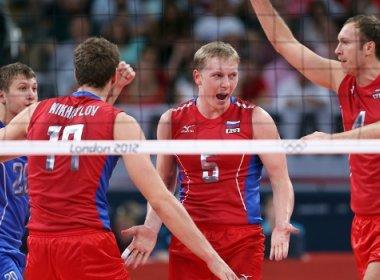 Rússia é autorizada pela FIVB e está confirmada no vôlei do Rio 2016
