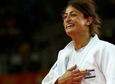 Judoca de Israel leiloa credencial dos Jogos Olímpicos para ajudar crianças com câncer