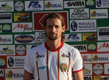 Nome de Júnior Gaúcho sai no BID e jogador reforça Cajazeiras