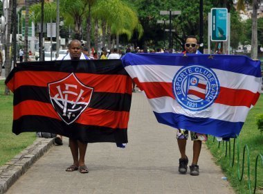 Torcidas de Bahia e Vitória se tornam patrimônio imaterial do estado