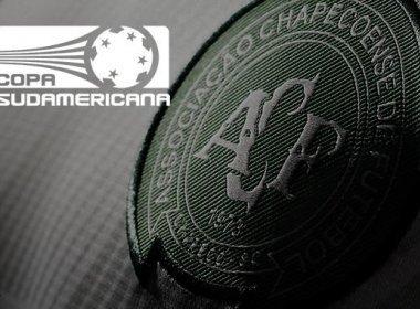 Atlético Nacional solicita que título da Sul-Americana seja entregue à Chapecoense