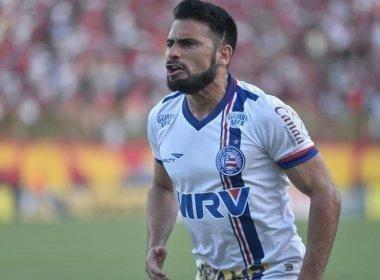 Ceará anuncia contratação do atacante Maxi Biancucchi, ex-dupla Ba-Vi