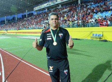 Técnico do Atlético-GO, Marcelo Cabo reapareceu em Goiânia, diz PM
