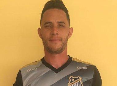 Ex-goleiro do Bahia quer recolocar o Água Santa na elite do futebol paulista