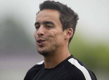 Jadson rescinde com clube chinês e volta para o Brasil