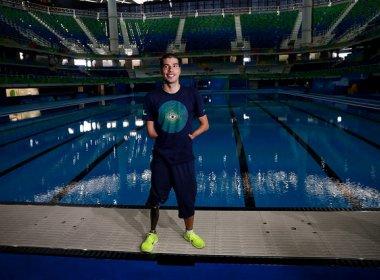 Daniel Dias leva prêmio de melhor nadador paralímpico em revista internacional