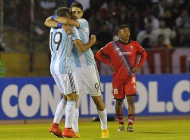 Libertadores: clube se classifica após quase tomar WO e precisar usar camisa da Argentina