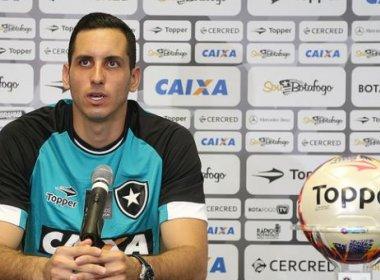 Libertadores: Herói da classificação do Botafogo, Gatito enaltece grupo
