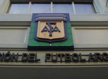 Mesmo com atletas em greve, AFA marca retorno do Campeonato Argentino