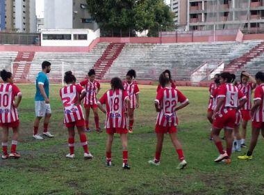 Sem baianos, CBF define os participantes do Brasileirão Feminino da Segunda Divisão
