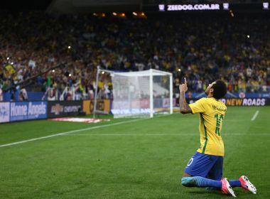 Neymar elogia Tite e fala sobre Bola de Ouro: 'Gosto de me superar'