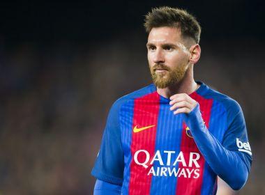 Barcelona se pronuncia após suspensão de Messi: 'Surpresa e indignação'