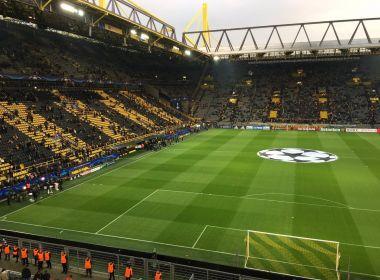 Após explosão, jogo entre Borussia e Monaco é remarcado para esta quarta-feira