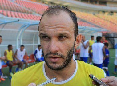 Em recuperação de lesão, Danilo Rios põe futuro na Juazeirense em dúvida