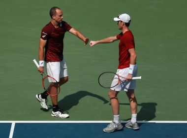 Bruno Soares e Jamie Murray caem no Masters 1000 de Madrid