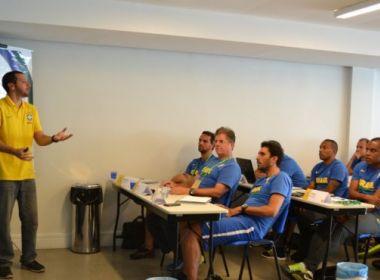 Salvador será sede de curso de técnico de futebol da CBF