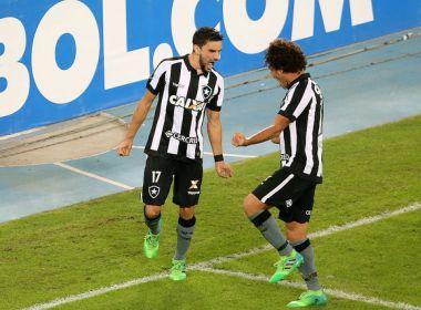 Com classificação do Botafogo, jogadores provocam o rival eliminado na Libertadores
