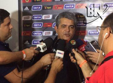 Ney Franco não resiste a perda do título e é demitido do Sport