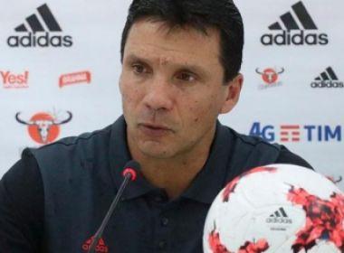 Zé Ricardo valoriza ponto conquistado pelo Flamengo após maratona longe de casa