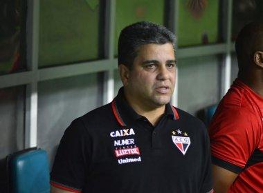 Após revés diante do Bahia, Atlético-GO demite Marcelo Cabo