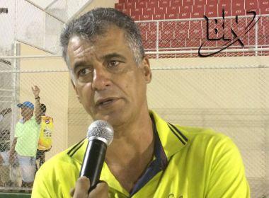 'Foi a maior vitória da existência do Jacobina', diz técnico após jogo com América-RN
