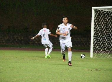 Série B do Baiano: Destaque do PFC-Cajazeiras celebra passagem à final