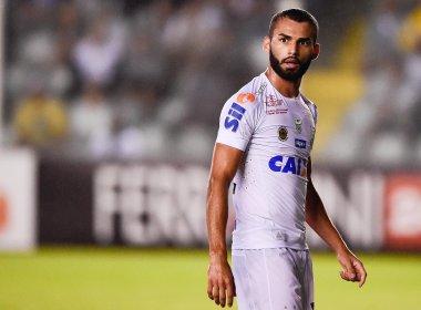 Santos não terá Thiago Maia no duelo contra o Vitória; veja desfalques