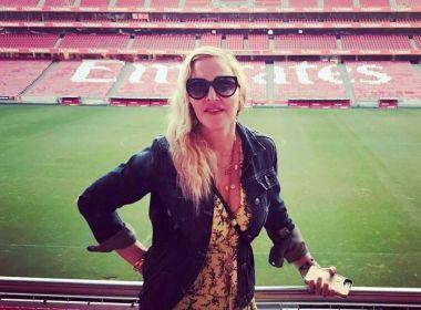 Filho de Madonna é aprovado em teste no Benfica e ela estaria de mudança para Lisboa