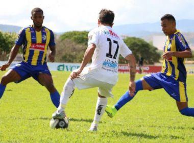 Jequié e PFC-Cajazeiras começam a decidir a Série B do Baianão no próximo dia 1º