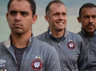 Eduardo Baptista: 'Ganhar quatro seguidas no Brasileiro não é para qualquer um'