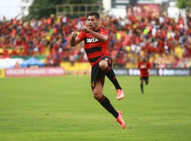 'Diego está feliz no Sport', diz presidente após conversa com o jogador