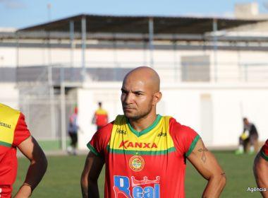 Juninho Tardelli tem nome publicado no BID e pode estrear pela Juazeirense