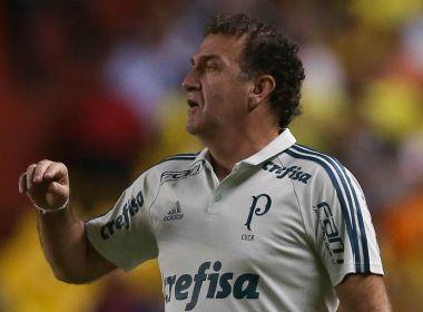 Cuca diz que drama de Guerra não influenciou o emocional do Palmeiras em revés