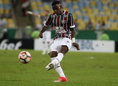 Antes de enfrentar o Bahia, Calazans vive indefinição no Fluminense