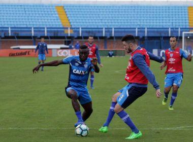 Joel volta ao time do Avaí, mas Juan e Judson são desfalques para jogo com o Bahia