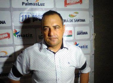 Fluminense de Feira anuncia saída do técnico Paulo Foiani; Sales e Lira são procurados