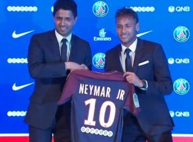 'Nunca busquei protagonismo', declara Neymar na apresentação no PSG