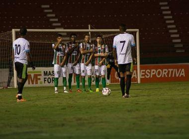 Na reestreia de Arnaldo Lira, Flu de Feira goleia seleção feirense em jogo-treino