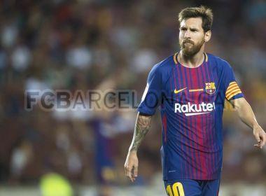 'Acordo para a renovação é total', diz secretário do Barcelona sobre Messi