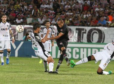 Técnicos elogiam times, mas não saem satisfeitos com empate entre Santa Cruz e Ceará