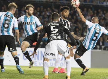 Conmebol denuncia quatro jogadores do Corinthians por confusão na Sul-americana