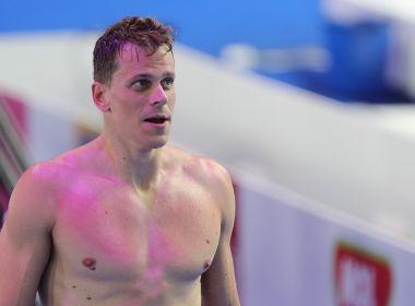 Cielo elogia nova gestão da Cbda, mas enxerga crise na natação brasileira