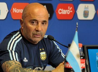 'Estamos f...!', diz Diario Olé sobre situação delicada da Argentina para ir à Copa