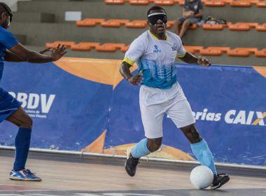 Time baiano do ICB fica em 3º na Copa Brasil de Futebol de 5 disputada em Cajazeiras